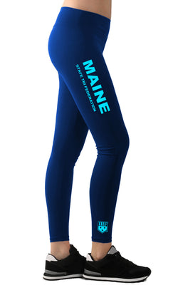 STATE FED LEGGINGS - MAINE - BLUE