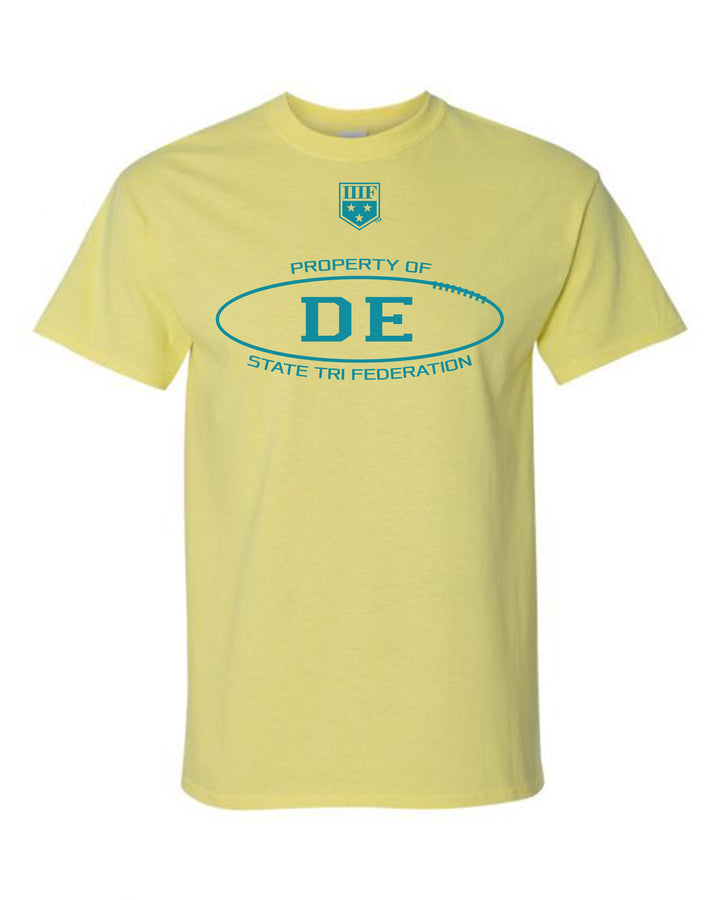 PROPERTY OF -  TRIBALL - T-SHIRT - DELAWARE