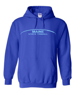 State TRIball Hoodie - ME - ROYAL BLUE