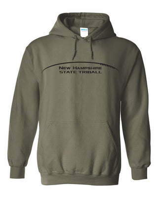State TRIball Hoodie - NH - MILITARY GREEN