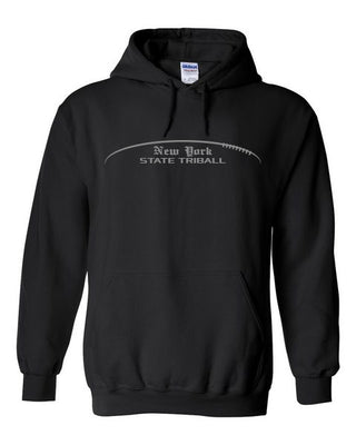 State TRIball Hoodie - NY - BLACK