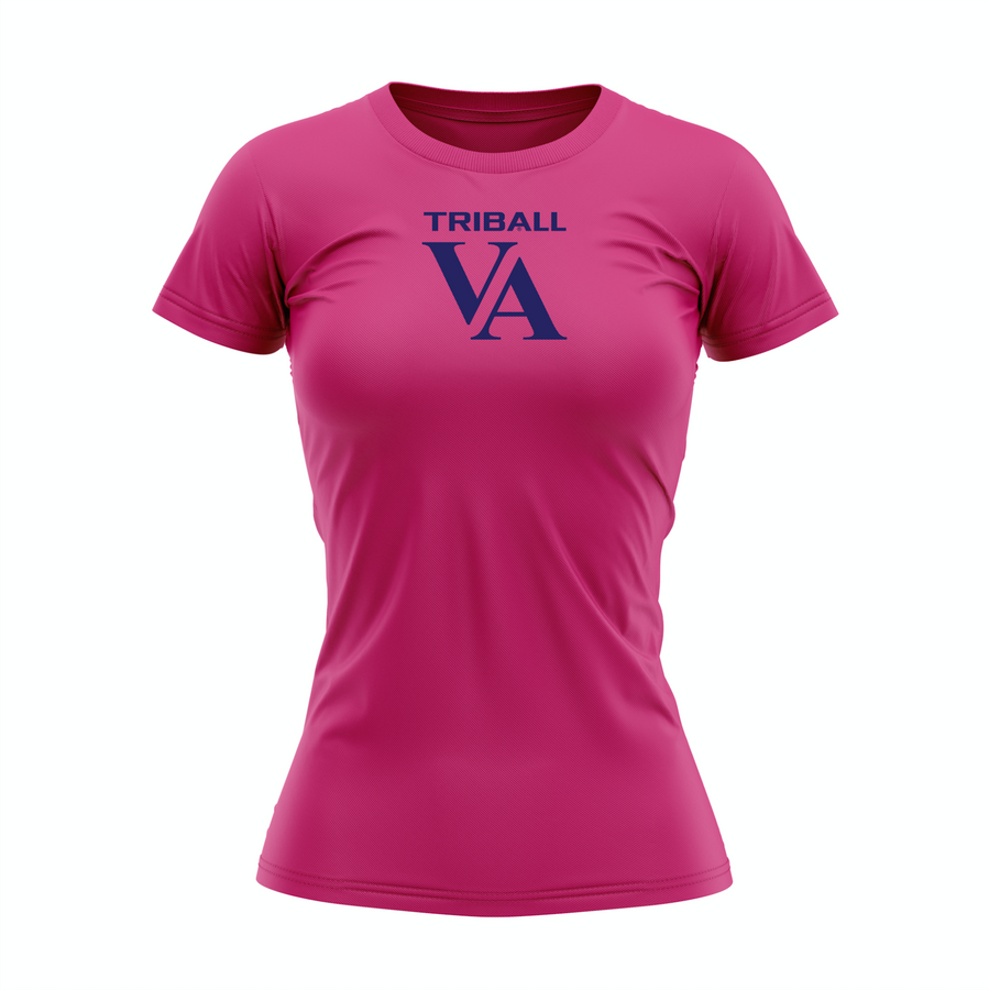 STATE TRIBALL® - WOMEN'S T-SHIRT - VIRGINIA