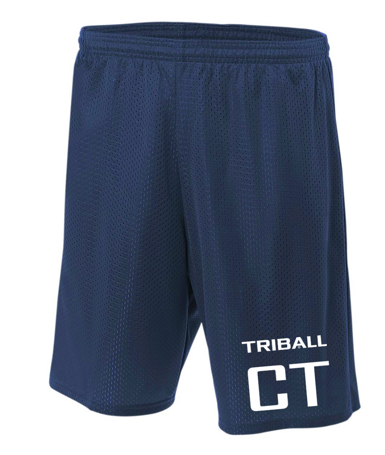 STATE TRIBALL® LITE SHORTS - CT - NAVY