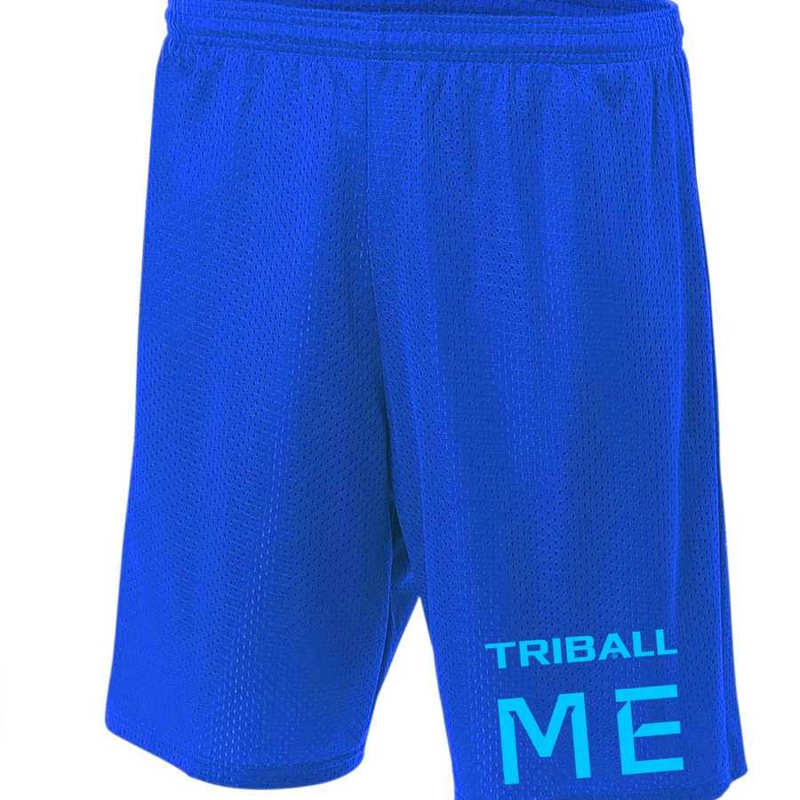 STATE TRIBALL® LITE SHORTS - ME - BLUE