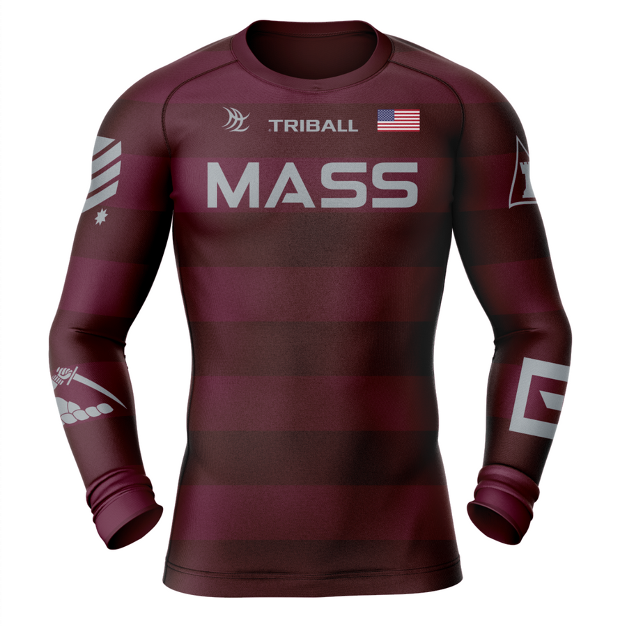 Crowdfund MVP Package: 17 Items + TRIBALL® MA Jersey Men's