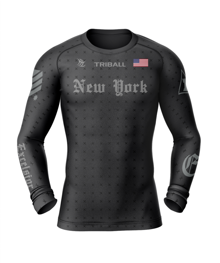 Crowdfund MVP Package: 17 Items + TRIBALL® NY Jersey Men's