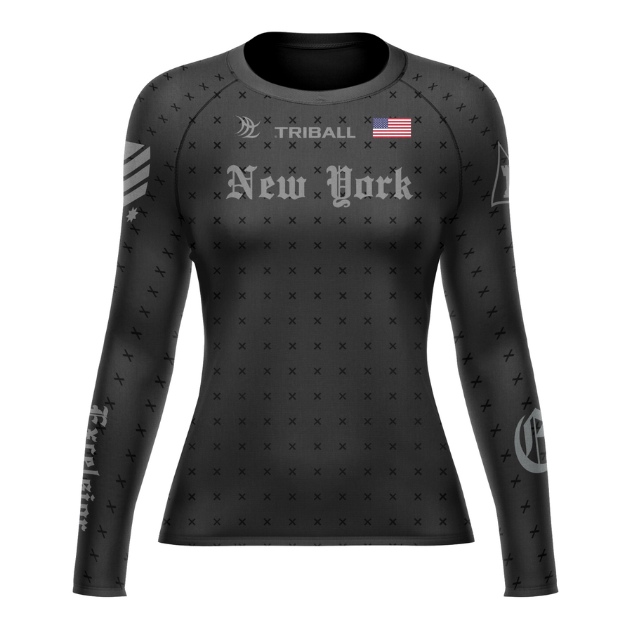 Crowdfund Legend Package: 11 Items + TRIBALL® NY Jersey Women's
