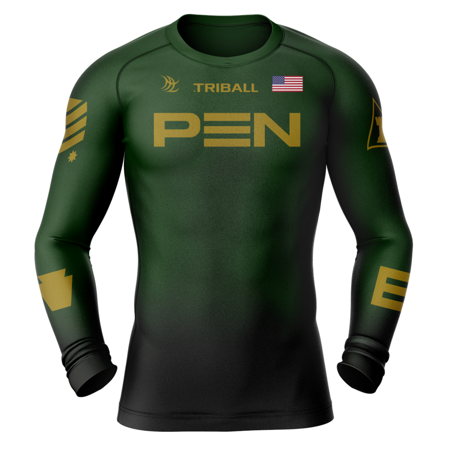 Crowdfund Legend Package: 11 Items + TRIBALL® PA Jersey Men's