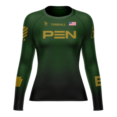 Crowdfund Legend Package: 11 Items + TRIBALL® PA Jersey Women's