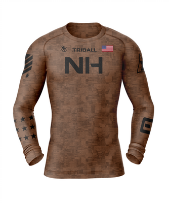 Crowdfund MVP Package: 17 Items + TRIBALL® NH Jersey Men's