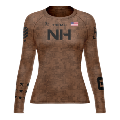 Crowdfund MVP Package: 17 Items + TRIBALL® NH Jersey Women's