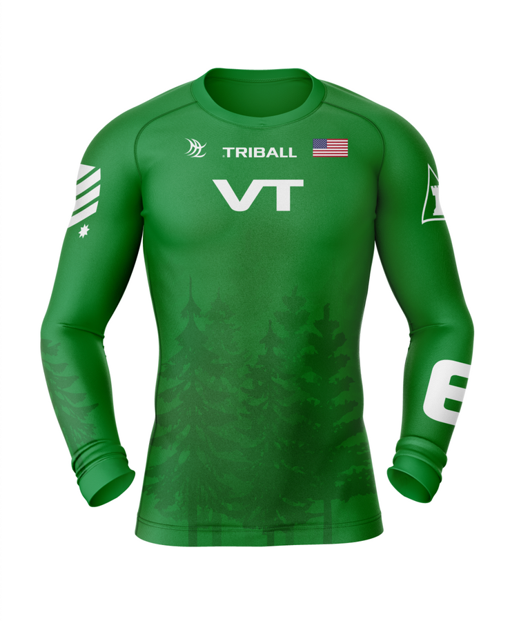 Crowdfund MVP Package: 17 Items + TRIBALL® VT Jersey Men's