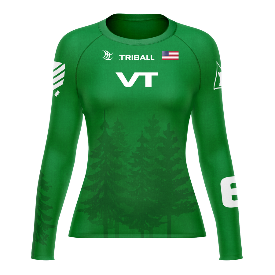 Crowdfund MVP Package: 17 Items + TRIBALL® VT Jersey Women's