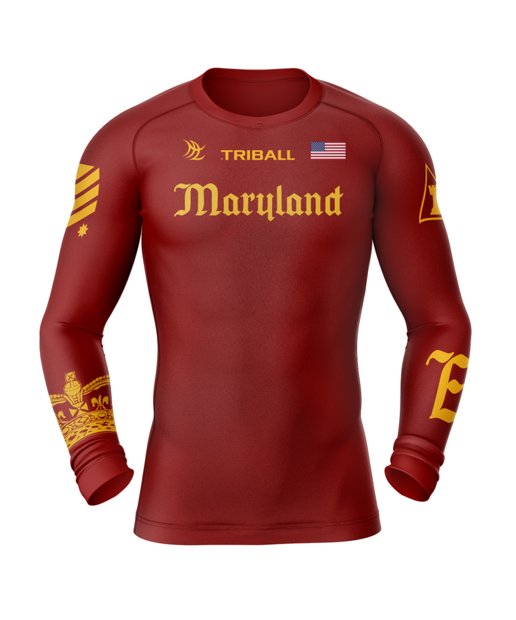 Crowdfund Legend Package: 11 Items + TRIBALL® MD Jersey Men's