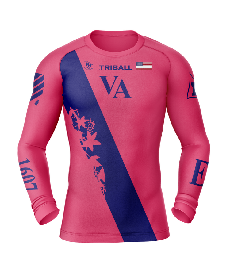 Crowdfund MVP Package: 17 Items + TRIBALL® VA Jersey Men's