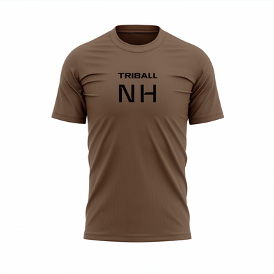 STATE TRIBALL® - MEN'S T-SHIRT - NEW HAMPSHIRE