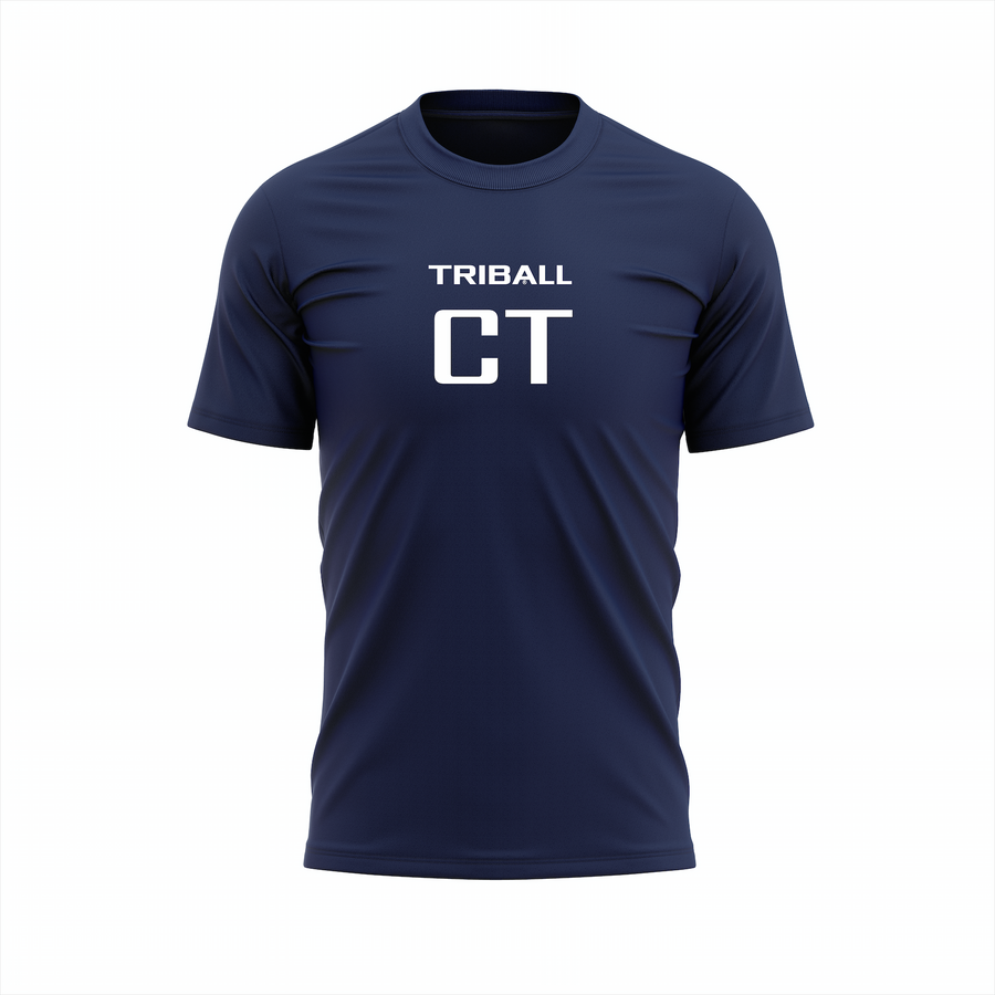 STATE TRIBALL® - MEN'S T-SHIRT - CONNECTICUT