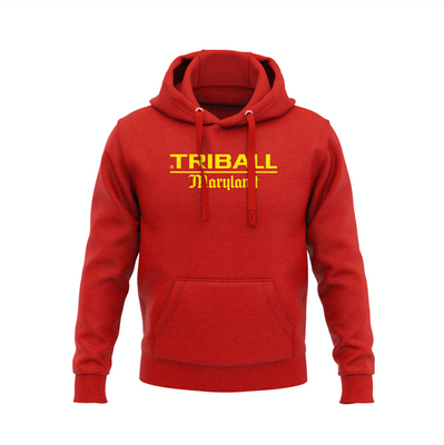 State TRIBALL® Hoodie - MD - RED