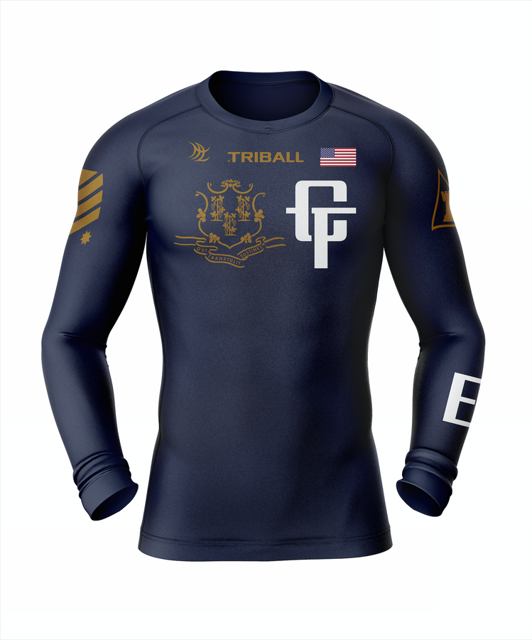 Crowdfund MVP Package: 17 Items + TRIBALL® CT Jersey Men's
