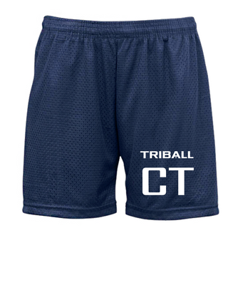 "STATE TRIBALL® ""5 LITE SHORTS - CT - NAVY"