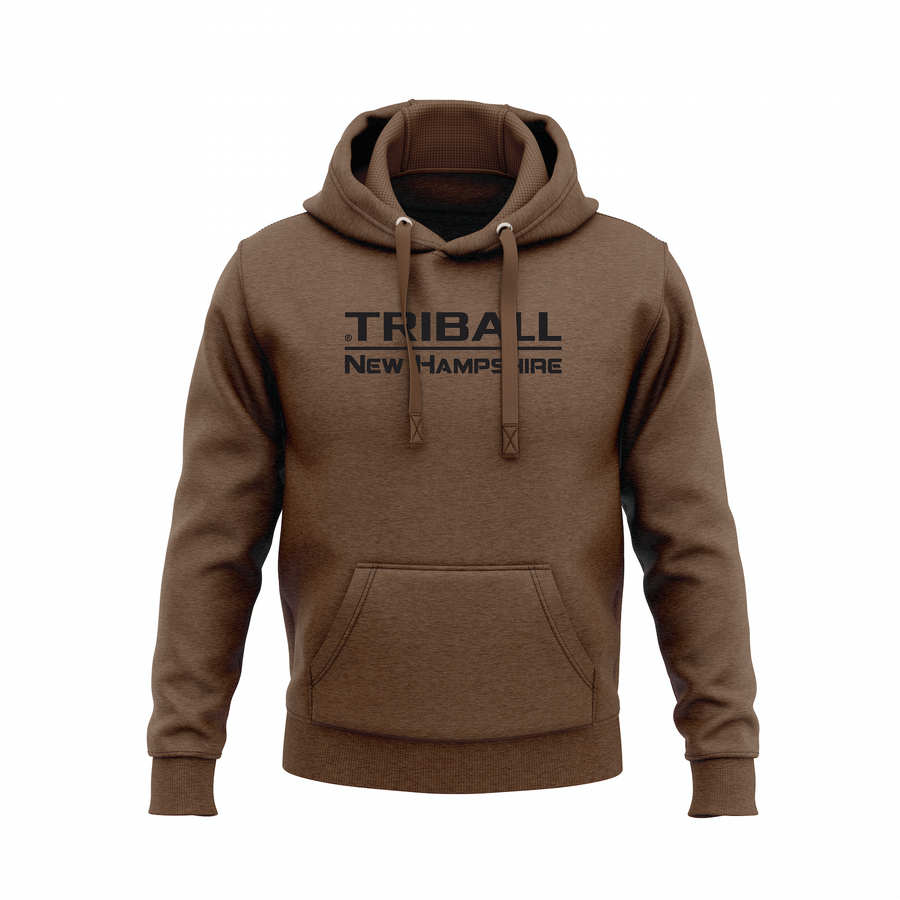 State TRIBALL® Hoodie - NH - BROWN