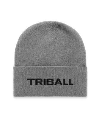 TRIBALL Beanie - Grey