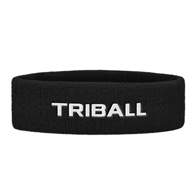 TRIBALL Headband - Black
