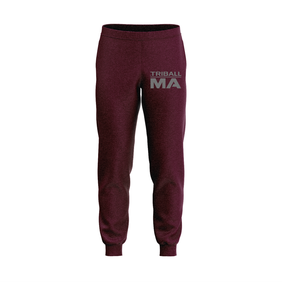 State ABR TRIBALL® Sweatpants - MA - Maroon