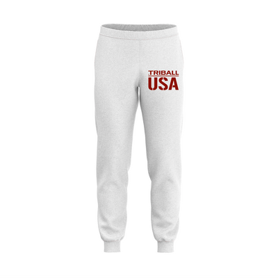 National ABR TRIBALL® Sweatpants - USA - White