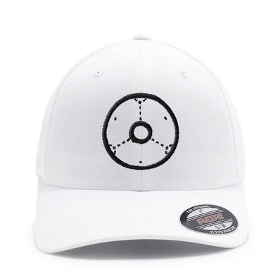 TRIBALL Field Logo Hat - WHITE