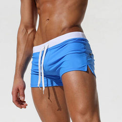 d7c414835de85 TOPPICK New Swimwear men swimsuit Sexy swimming trunks sunga hot ...