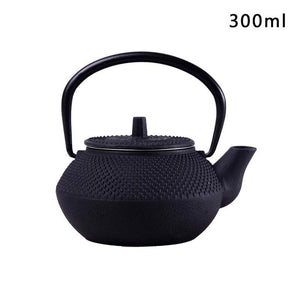 New High Quality 300ML/550ML Mini Cast Iron Kettle Iron Tea Set - Smoky Mountain Fresh Roast Coffee