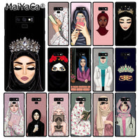 Hijabi Phone Case For Samsung Galaxy A50 & Galaxy Notes