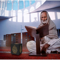 Quran Speaker With Colored Lights