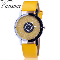 Dual Colored Fashion Watch