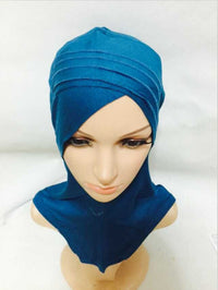 Cotton Crossover UnderHijab
