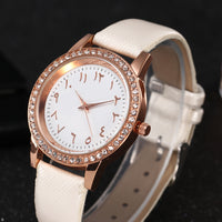 Women Arabic Watch