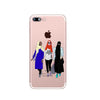 Muslim Besties Iphone Case