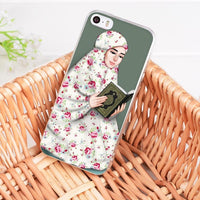 Praying Hijabi Iphone Case