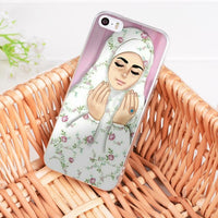 Making Dua Hijabi Iphone Case