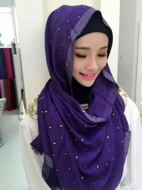 Cotton  Hijab Scarf