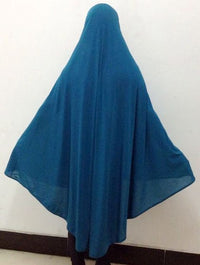 Super Long Pullover Hijab