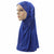 One Piece Hijab With Side Flower