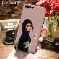 beautiful hijabi phone case. Muslim Phone Case
