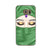 Green Niqab Samsung Phone Case