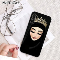 Hijabi Phone Cases For Huawei