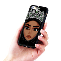 Gorgeous Queen Hijabi Iphone Case
