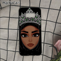 Gorgeous Queen Hijabi Samsung Phone Case