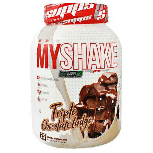 Pro Supps Myshake Triple Chocolate Fudge - Gluten Free