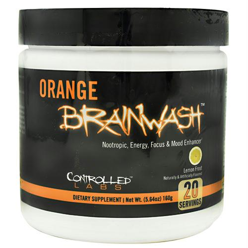 Controlled Labs Orange Brainwash Lemon Frost